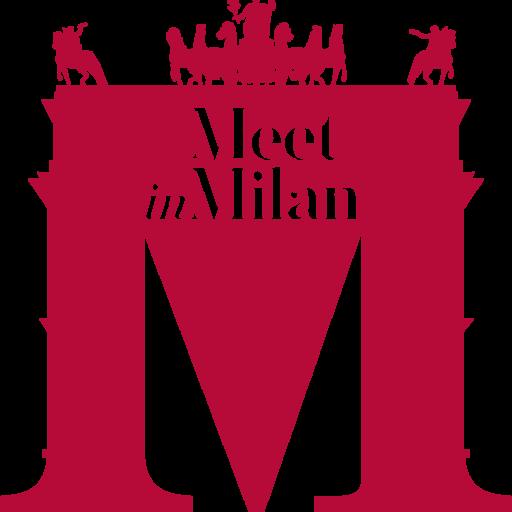 Meet in Milan logo Arco