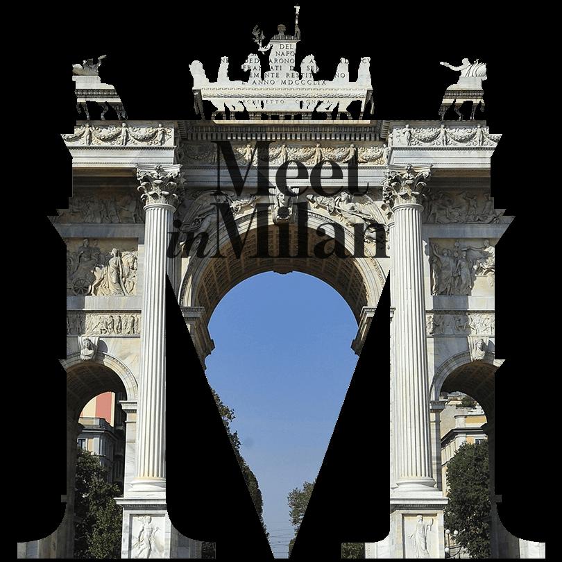 Meet in Milan colonne